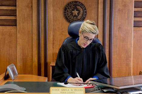 Judge Triana