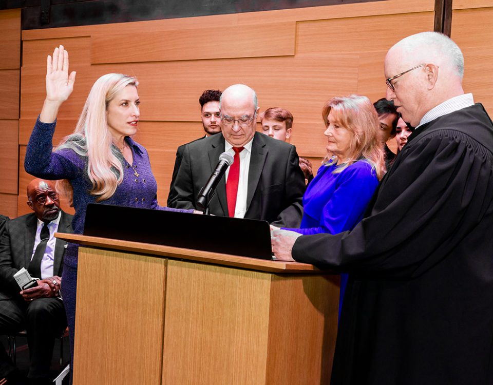 Swearing in January 7th, 2019